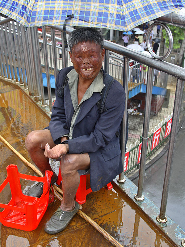 Homeless Small Town China Homeless Of The World