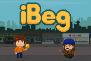 12 300x200 Vancouver homeless game iBeg raising awareness and controversy