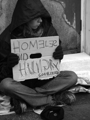 13 Do soup kitchens help the homeless?