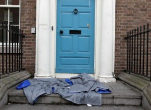 24012013 dublin scenes pictured what appears t 390x285 300x219 Getting out of homelessness early is key says study