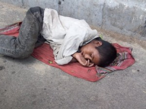 42 300x225 Rayhan Raj, Hope for the homeless children of Bangladesh