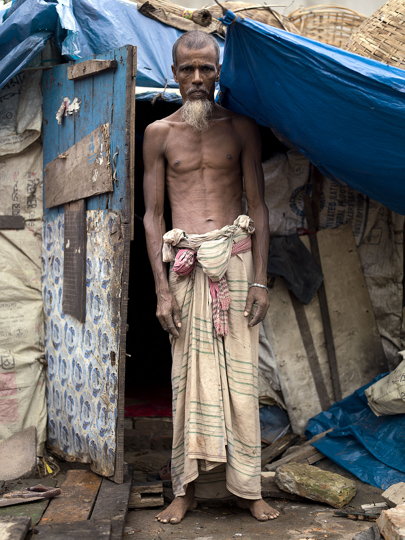 43 Homeless Bangladesh