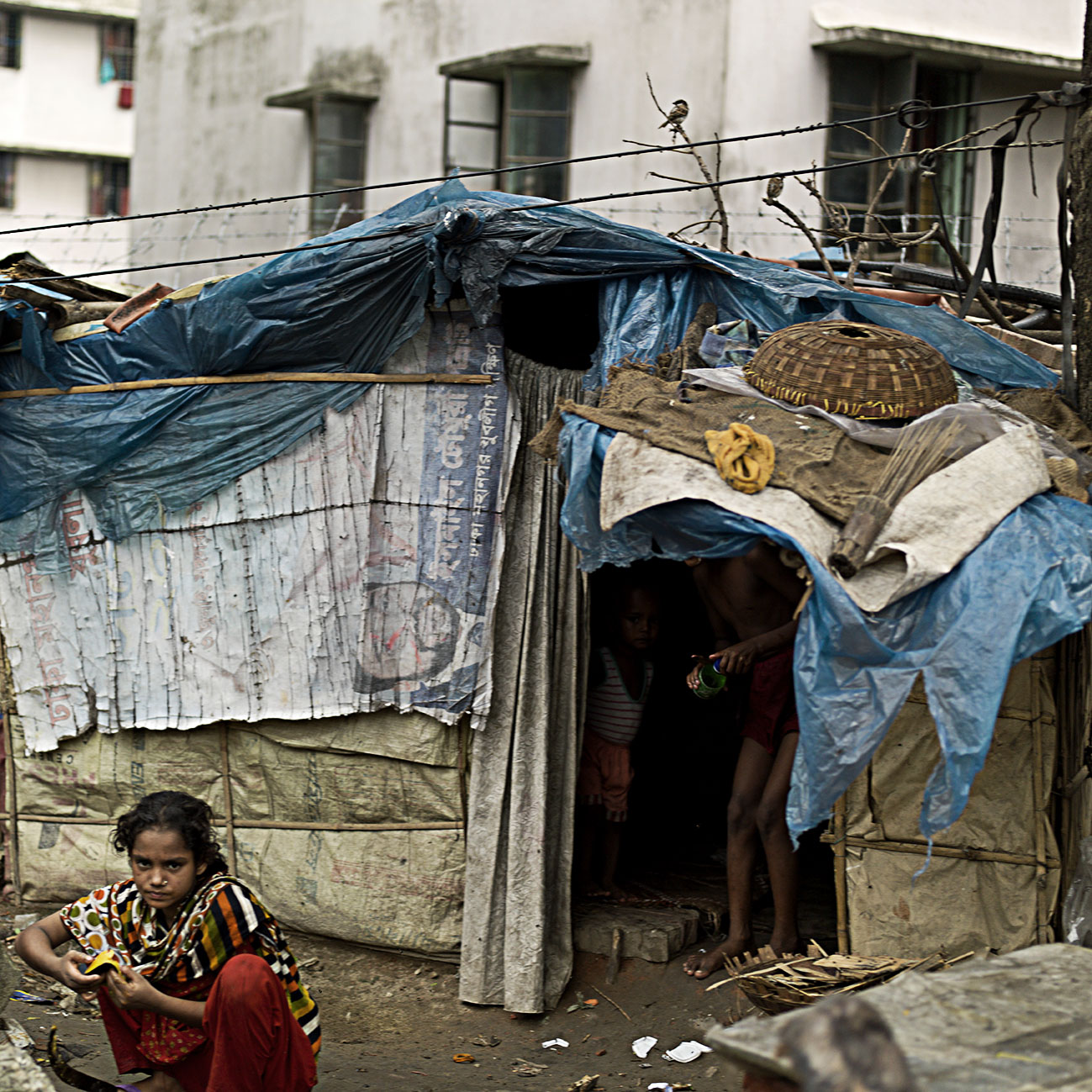 50. Homeless Bangladesh