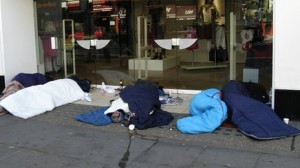 64271829 homeless 300x168 Warning of homeless crisis by Christmas