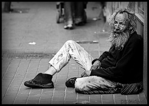 Homeless 300x214 Count of homeless people wanted