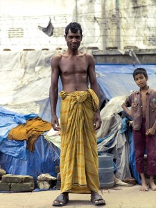 Homeless Bangladesh 225x300 Dhaka art expositions. Show: yourself & Dhaka social art festival