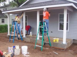 Missions Habitat House 2010 First Interfaith House 400 300x224 Experts see Tulsa as innovator in fighting homelessness
