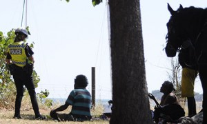 Northern Territory police 006 300x180 NT move to mandatory alcohol rehabilitation sparks controversy