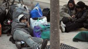 homeless streets likely die.si  300x168 Homeless vets more likely to die on the streets