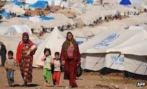 images12 Displaced Syrians being failed by foreign governments, charity warns