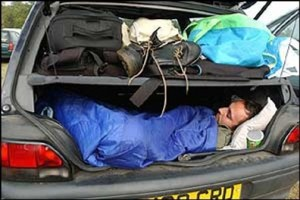 live in Car 300x200 Vehicular Residency is the Fastest Growing Demographic of Homelessness