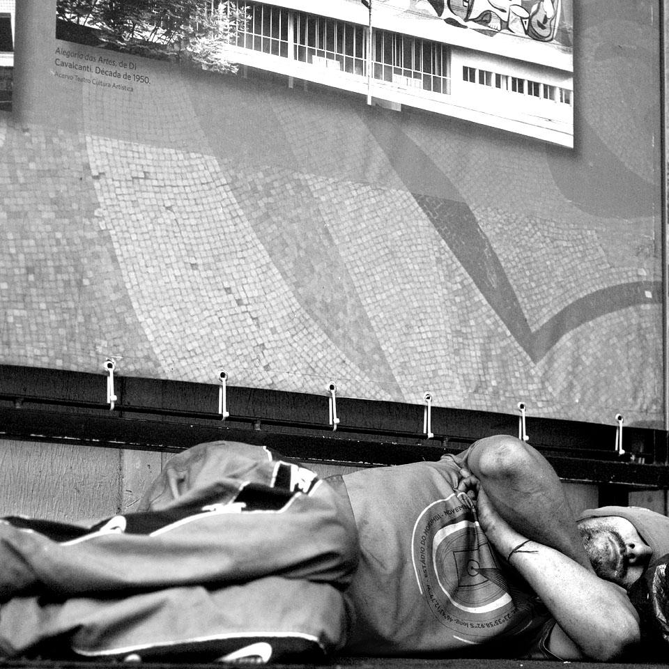 Streetsleepers by Martijn Crowe